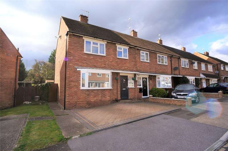 3 Bedrooms End Of Terrace House for sale in Abbey Road, Rochester, Kent, ME2
