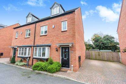 4 Bedrooms Semi Detached House for sale in Kings Lodge, Kings Norton, Birmingham, West Midlands
