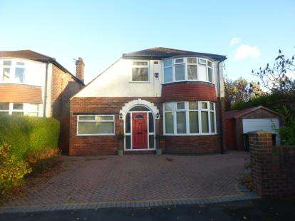 4 Bedrooms Detached House for sale in Central Avenue, Sale, Trafford, Greater Manchester