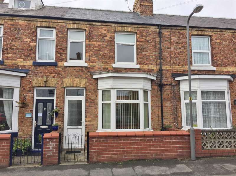 2 Bedrooms House for sale in Queens Terrace, Filey