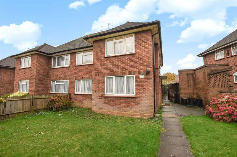 2 Bedrooms Maisonette Flat for sale in Tolcarne Drive, Pinner, Middlesex, HA5
