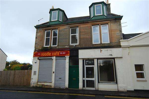 3 Bedrooms Apartment Flat for sale in Main Street, West Kilbride