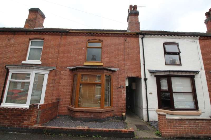 3 Bedrooms Property for sale in Carlton Street, Burton-On-Trent, DE13