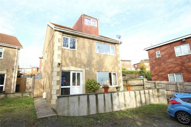 4 Bedrooms Detached House for sale in New Pastures, NEWPORT