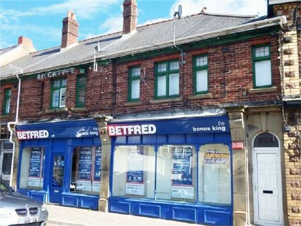 2 Bedrooms Flat for sale in Tredegar Street, Risca, Newport, Caerphilly