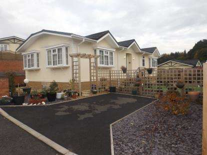 2 Bedrooms Bungalow for sale in Hollins Drive, Quatford, Bridgnorth, Shropshire