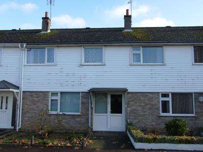 3 Bedrooms Terraced House for sale in Mildenhall, Bury St. Edmunds, Suffolk