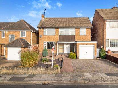 4 Bedrooms Detached House for sale in Welbeck Gardens, Toton, Nottingham, Nottinghamshire