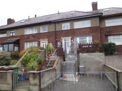 4 Bedrooms Terraced House for sale in Trem Elidir, Bangor, Gwynedd, LL57