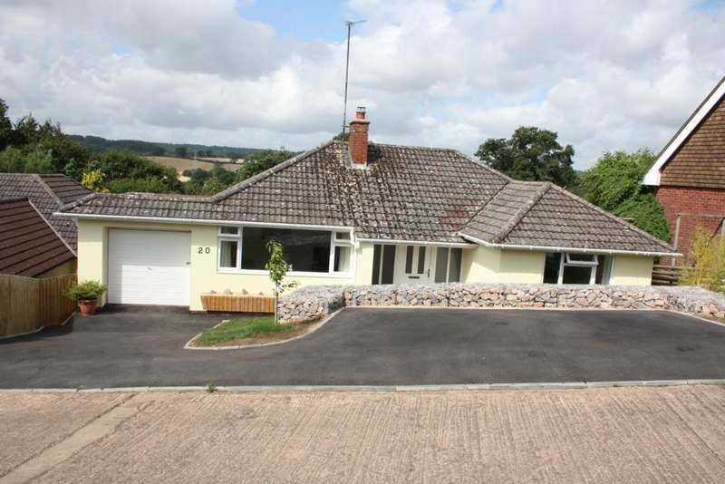 3 Bedrooms Detached Bungalow for sale in Ottery St Mary