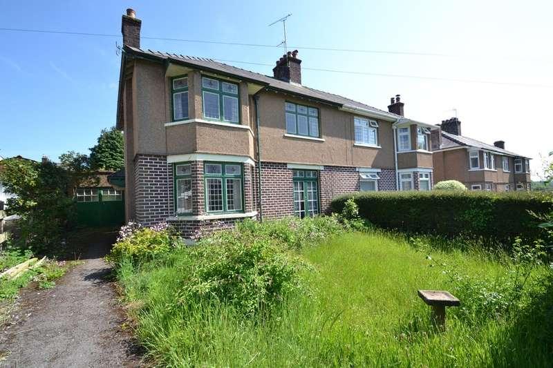 3 Bedrooms Semi Detached House for sale in 27 Newbridge Gardens, Bridgend, Bridgend County Borough, CF31 3PB.