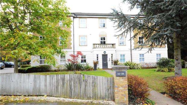 2 Bedrooms Apartment Flat for sale in Friendship Way, Bracknell, Berkshire