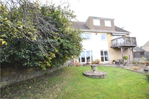 5 Bedrooms Detached House for sale in Curbridge Road, WITNEY
