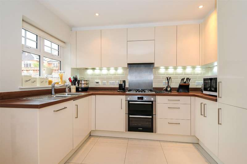5 Bedrooms House for sale in Imperial Way, Croxley Green, Hertfordshire, WD3