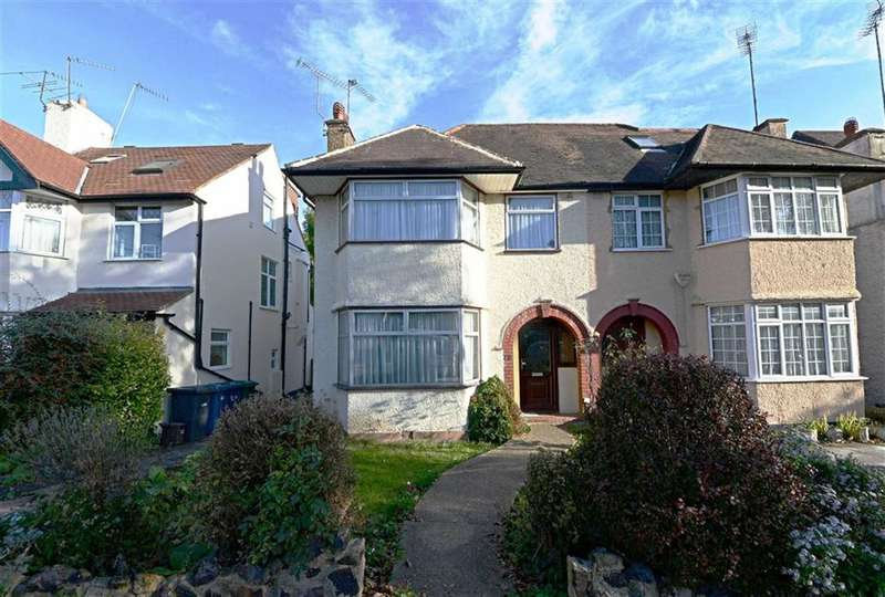 3 Bedrooms Property for sale in Holders Hill Drive, Hendon, London, NW4