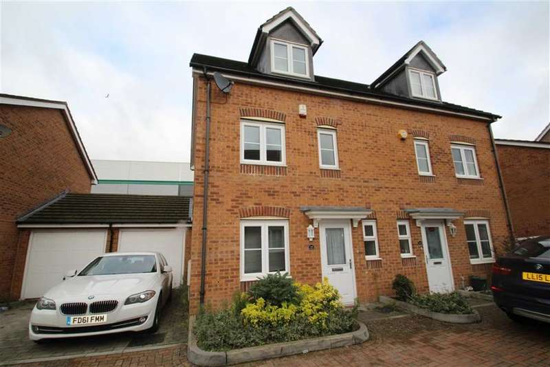 3 Bedrooms Property for sale in Nine Acres Close, Hayes, Middlesex