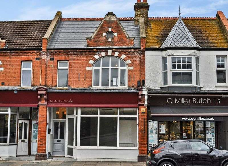 2 Bedrooms Flat for sale in Waldegrave Road, Teddington