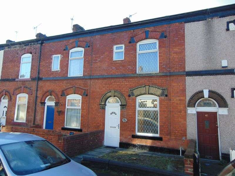 2 Bedrooms Terraced House for sale in Vernon Street, Bury BL9 5AR