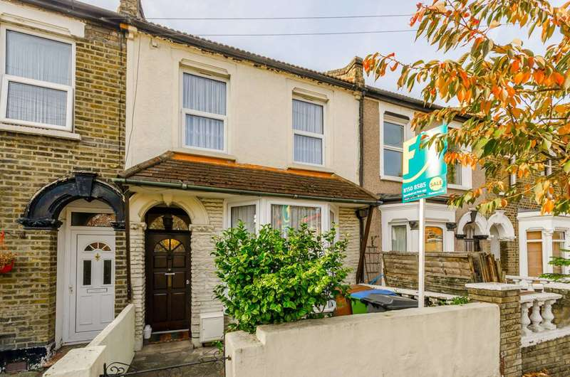 3 Bedrooms House for sale in Worsley Road, Leytonstone, E11