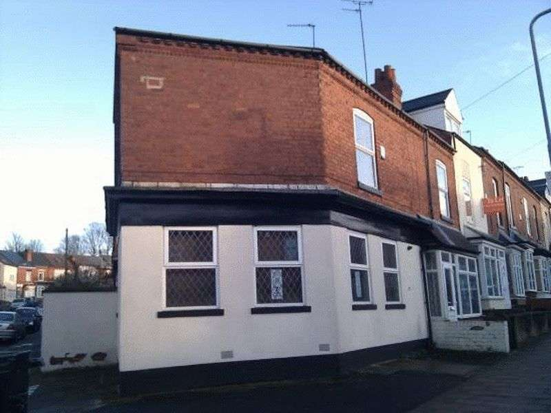7 Bedrooms Terraced House for rent in Dawlish Road, Selly Oak, Birmingham, B29 7AS