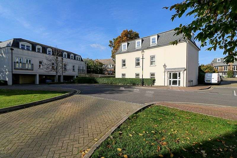 2 Bedrooms Flat for sale in Exchange Mews, Culverden Park Road, Tunbridge Wells
