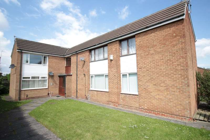 1 Bedroom Flat for sale in Conifer Close, Ormesby, Middlesbrough, TS7
