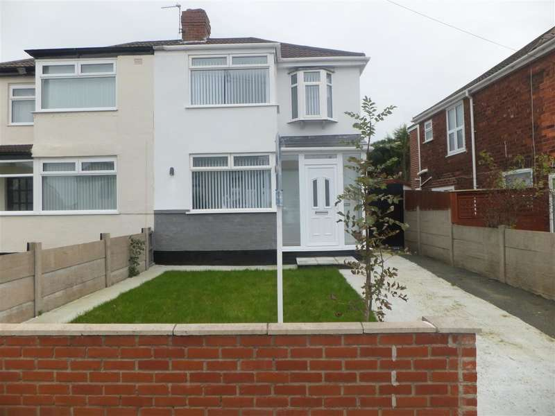 3 Bedrooms Semi Detached House for sale in Windy Arbor Road, Whiston