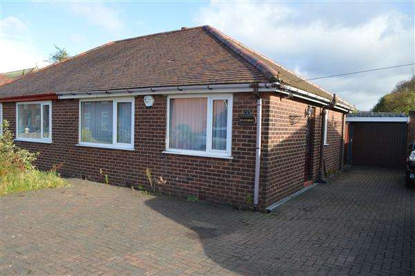 2 Bedrooms Bungalow for sale in Cranbourne Street, Chorley, Chorley