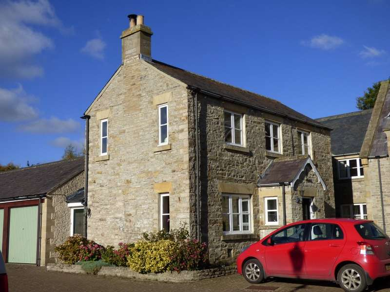 1 Bedroom Flat for sale in 10A Manor Court, Leyburn