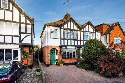3 Bedrooms Semi Detached House for sale in Loughton, Essex, .