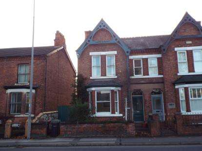 4 Bedrooms Semi Detached House for sale in London Road, Northwich, Cheshire