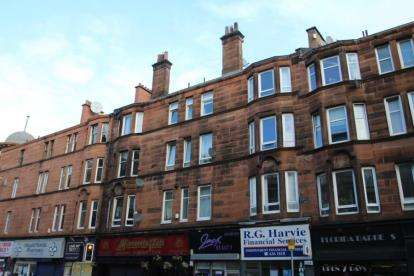 1 Bedroom Flat for sale in Cathcart Road, Mount Florida