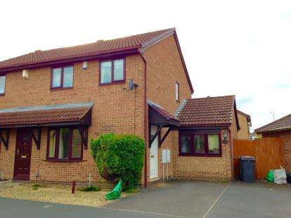 3 Bedrooms Semi Detached House for sale in Stanley Mead, Bradley Stoke, Bristol, Gloucestershire