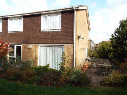 4 Bedrooms Semi Detached House for sale in Malletts Close, Stony Stratford, Milton Keynes, Buckinghamshire