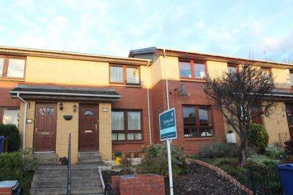 2 Bedrooms Terraced House for sale in Moorfoot Path, Paisley, Renfrewshire