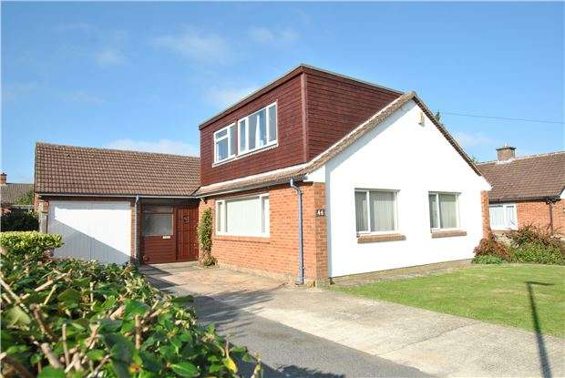 4 Bedrooms Detached House for sale in Yarnolds, Shurdington, GL51 4SJ