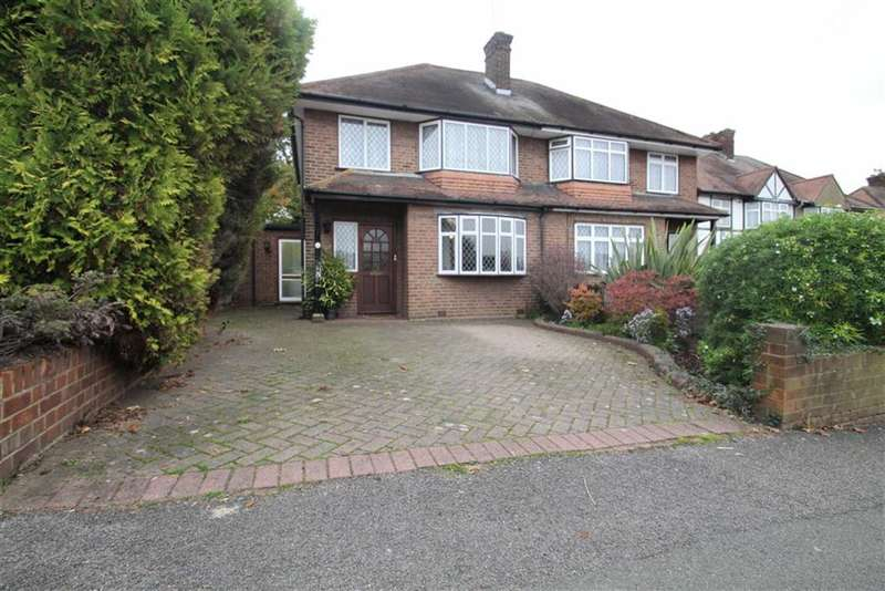 Property for sale in Honeycroft Hill, Uxbridge, Middlesex
