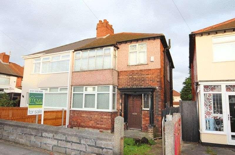3 Bedrooms Semi Detached House for sale in Corwen Crescent, Swanside, Liverpool, L14
