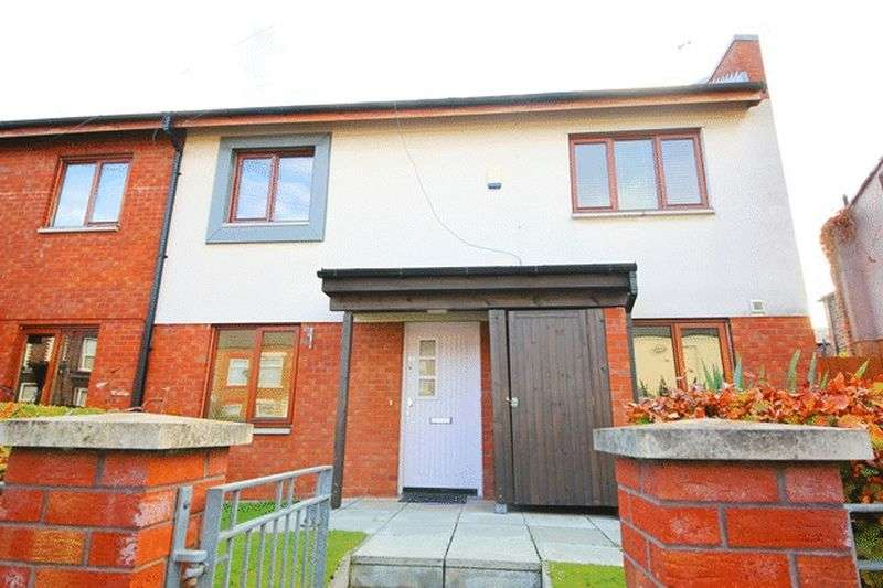2 Bedrooms Terraced House for sale in David Street, Dingle, Liverpool, L8