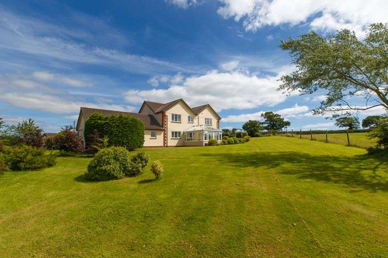 4 Bedrooms Detached House for sale in Dovers Linhay, Cheriton Fitzpaine