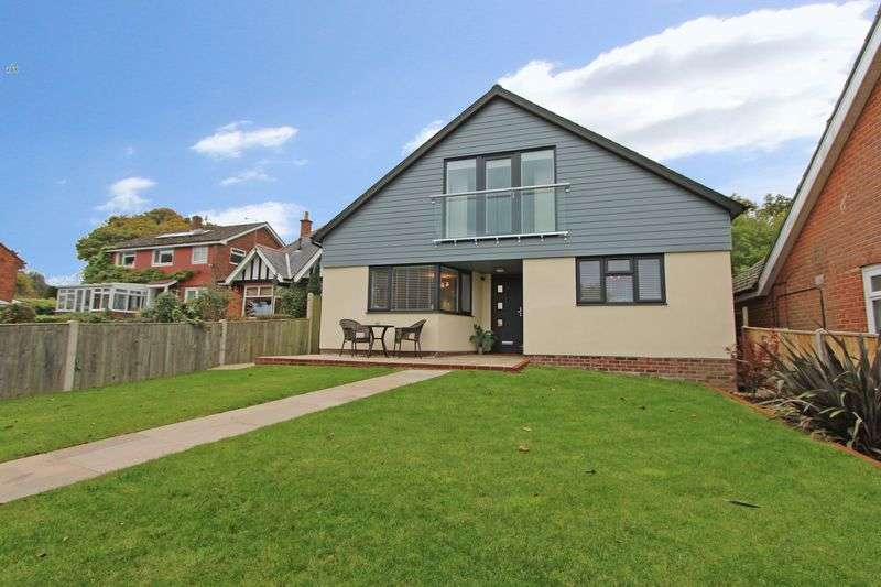 4 Bedrooms Property for sale in Romsey