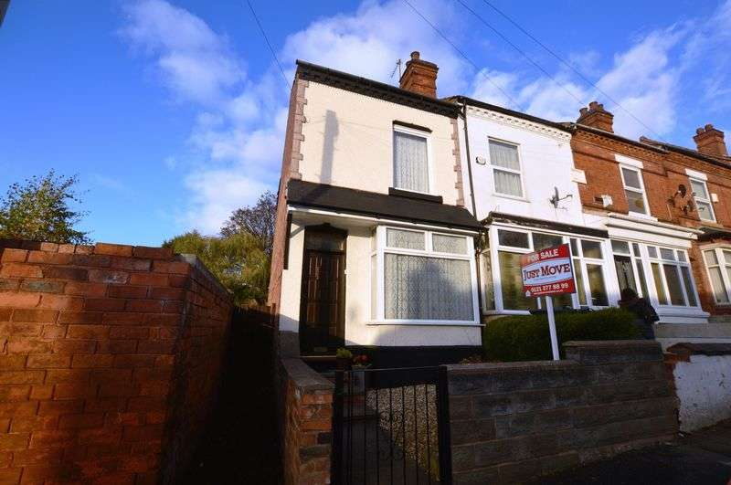 3 Bedrooms Terraced House for sale in Hillaries Road, Birmingham