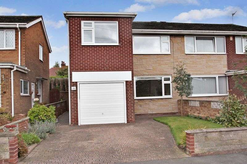 3 Bedrooms Semi Detached House for sale in Castle Syke View, Pontefract
