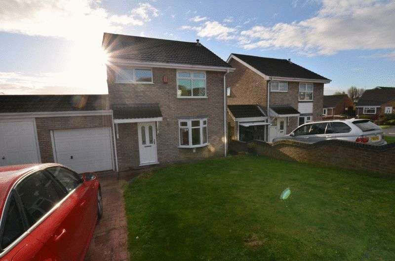 3 Bedrooms Detached House for sale in Labrador Drive, Broughton, Brigg