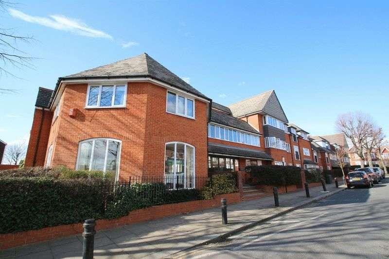 2 Bedrooms Retirement Property for sale in Balcon Court, Ealing, W5 3AZ