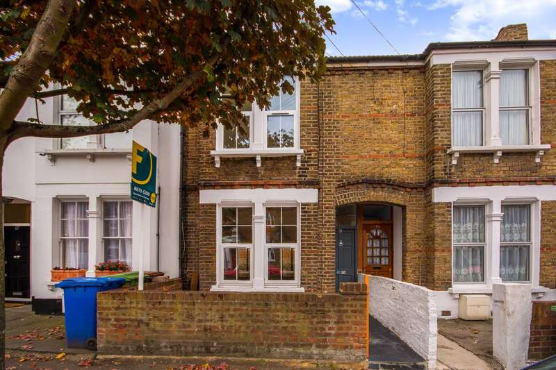 4 Bedrooms Terraced House for sale in Whateley Road, East Dulwich, SE22