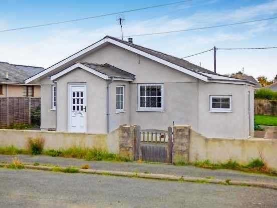 3 Bedrooms Detached Bungalow for sale in Efailnewydd, Pwllheli, Gwynedd, LL53 5TN