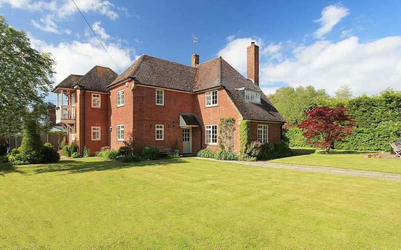 5 Bedrooms Detached House for sale in Upper Basildon, Berkshire