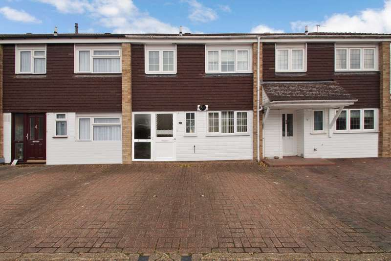 3 Bedrooms Terraced House for sale in Boxmoor, Hemel Hempstead