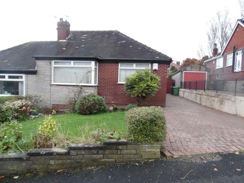 2 Bedrooms Bungalow for sale in Grampian Way, Oldham
